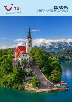 Ofertas de Viajes a Europa en Tui Travel PLC