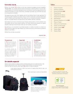Ofertas de Portadocumentos en Tui Travel PLC