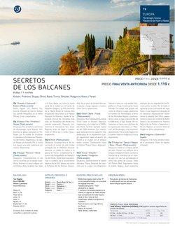 Ofertas de Macedonia en Tui Travel PLC