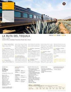 Ofertas de Tequila en Tui Travel PLC