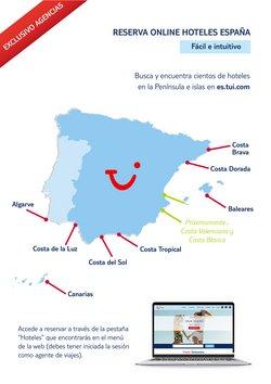 Ofertas de Costa de la Luz en Tui Travel PLC