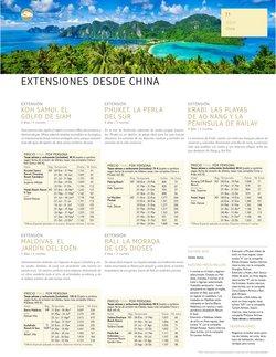 Ofertas de AO en Tui Travel PLC
