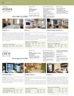 Ofertas de Hoteles en Tui Travel PLC