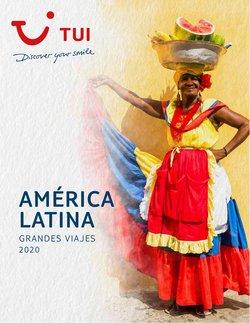Ofertas de Viajes a América en Tui Travel PLC