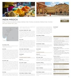 Ofertas de Bombay en Tui Travel PLC