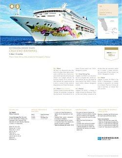 Ofertas de Norwegian en Tui Travel PLC