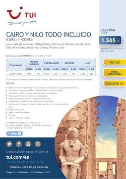 Ofertas de Reyes en Tui Travel PLC