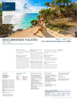 Ofertas de Viajes a Cancún en Tui Travel PLC