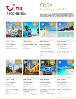Ofertas de Viajes a Cuba en Tui Travel PLC