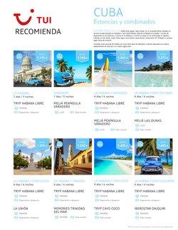 Ofertas de IBEROSTAR en el catálogo de Tui Travel PLC ( Más de un mes)