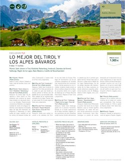 Ofertas de Munich en el catálogo de Tui Travel PLC ( Más de un mes)