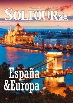 Ofertas de Viajes por España  en el folleto de Soltour en Madrid