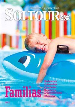 Ofertas de Viajes a República Dominicana  en el folleto de Soltour en Madrid