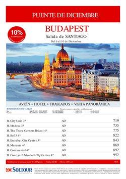 Ofertas de Viajes a Europa  en el folleto de Soltour en Madrid