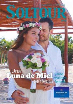 Ofertas de Viajes de novios  en el folleto de Soltour en Madrid