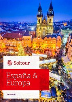 Ofertas de Viajes  en el folleto de Soltour en Pinto