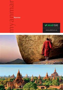Ofertas de Julià Central de Viajes  en el folleto de Barcelona