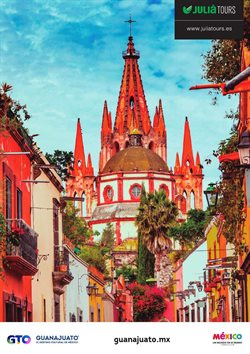 Ofertas de Julià Central de Viajes  en el folleto de Sant Feliu