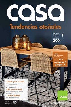 Ofertas de Hogar y muebles  en el folleto de CasaShops en Ourense