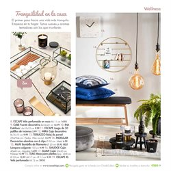 Ofertas de Reloj decorativo  en el folleto de Casa en Madrid