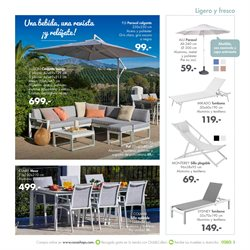 Ofertas de Chaise longue  en el folleto de Casa en Alicante