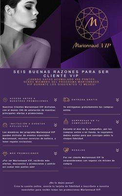 Ofertas de Marionnaud  en el folleto de Bilbao