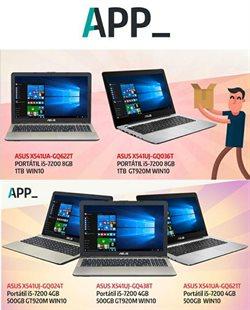 Ofertas de App Informática  en el folleto de San Fernando de Henares