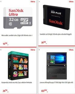 Ofertas de Antivirus  en el folleto de App Informática en León