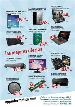 Ofertas de Antivirus  en el folleto de App Informática en Madrid