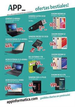 Ofertas de App Informática  en el folleto de Alcobendas