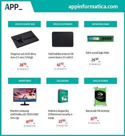 Ofertas de App Informática  en el folleto de Teruel