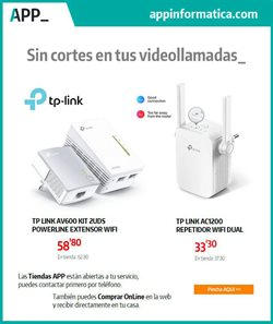 Catálogo App Informática en Barcelona ( 3 días más )