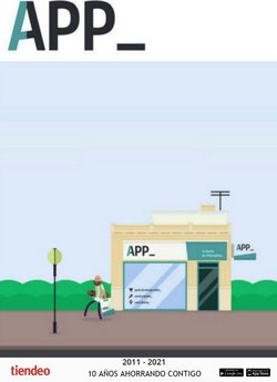 Ofertas de App Informática en el catálogo de App Informática ( Caducado)