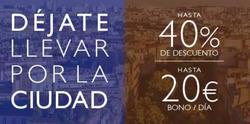 Ofertas de Hoteles Meliá  en el folleto de Madrid