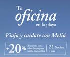 Cupón Hoteles Meliá en Inca ( 7 días más )