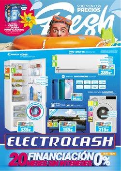 Ofertas de Electrocash en el catálogo de Electrocash ( 22 días más)
