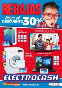 Ofertas de Electrocash  en el folleto de Cáceres