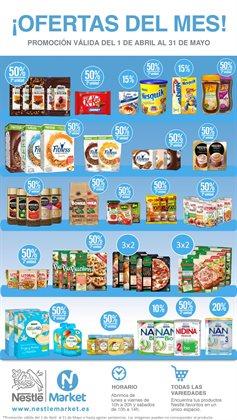 Ofertas de Hiper-Supermercados  en el folleto de Nestlé Market en Cerdanyola del Vallès