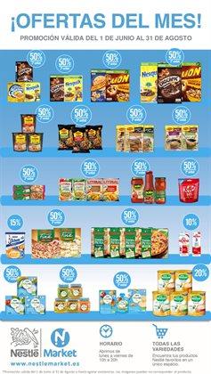Ofertas de Hiper-Supermercados  en el folleto de Nestlé Market en Torrelavega