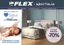 Ofertas de Hogar y Muebles en el catálogo de Flex Noctalia ( 19 días más)