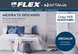 Ofertas de Hogar y Muebles en el catálogo de Flex Noctalia ( 15 días más)