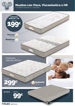 Ofertas de Base de colchón  en el folleto de Flex Noctalia en Alcalá de Henares