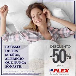 Ofertas de Colchones  en el folleto de Flex en Santa Cruz de Tenerife