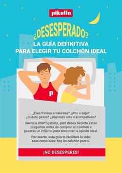 Ofertas de Pikolin  en el folleto de Pikolin en Madrid