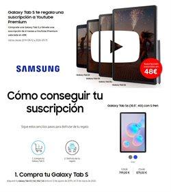 Catálogo Samsung en Rubí ( Más de un mes )
