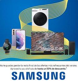 Catálogo Samsung ( Caduca hoy)
