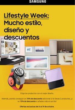 Ofertas de Samsung en el catálogo de Samsung ( 2 días más)