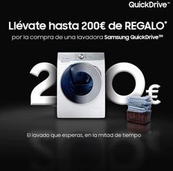 Ofertas de Samsung  en el folleto de Barcelona