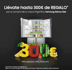 Ofertas de Samsung  en el folleto de Getafe