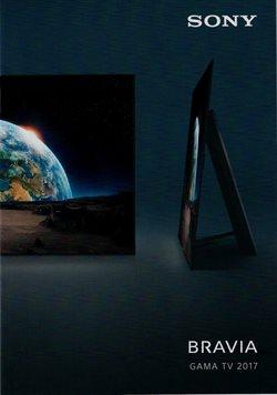 Ofertas de Sony  en el folleto de Madrid